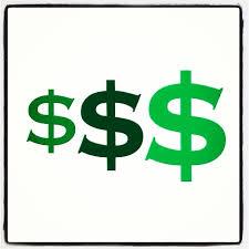 2014 Dollar Signs