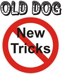 2014 Old Dog New Tricks