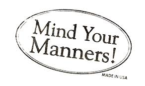 2014 Mind Your Manners